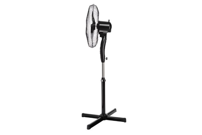Fan with remote control Ardesto FN-R1608CB