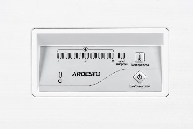 Морозильная камера Ardesto FR-260E
