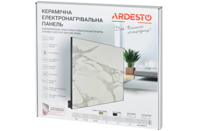Керамічний обігрівач Ardesto HCP-400WT