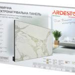 Керамический обогреватель Ardesto HCP-600BRM