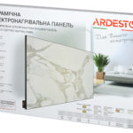 Керамический обогреватель Ardesto HCP-750RBGM