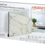 Керамічний обігрівач Ardesto HCP-750RM