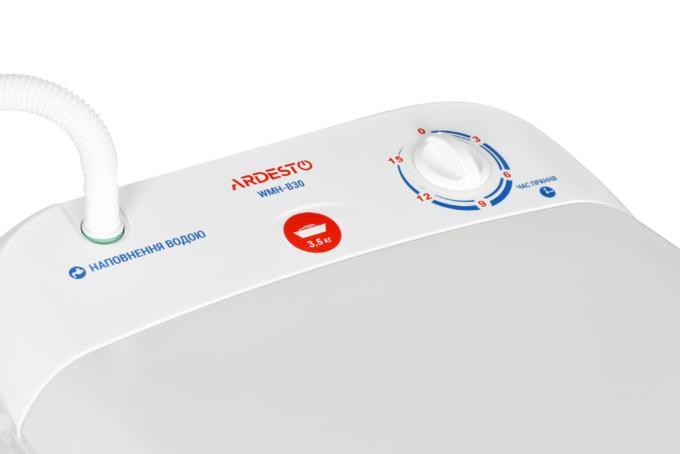 Пральна машина Ardesto WMH-B30