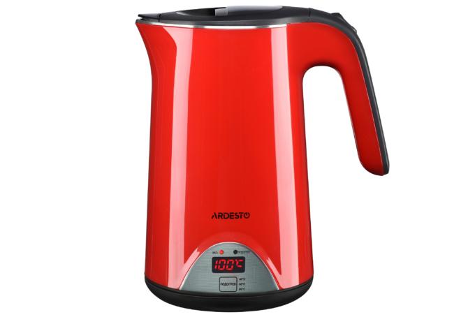 Electric kettle Ardesto EKL-1617RD