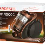 Пылесос Ardesto MVC-C1601BN