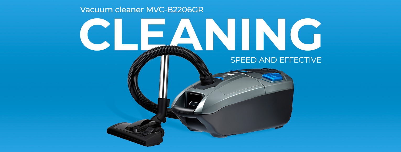 Vacuum cleaner Ardesto MVC-B2206GR