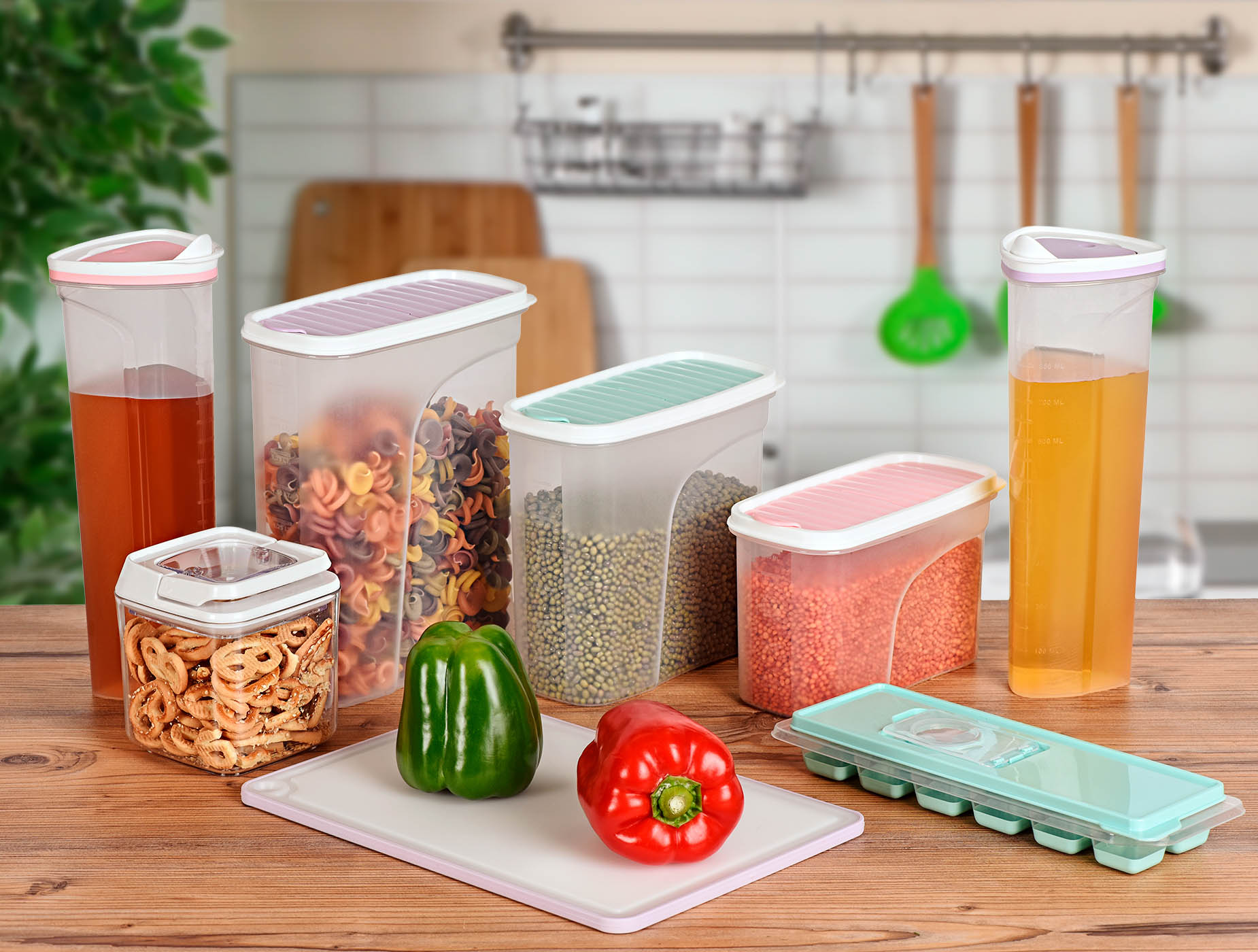 Kitchen Storage & Cooking Accessories