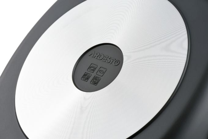 Сковорода гриль Ardesto Gemini AR1924GG (24 см)