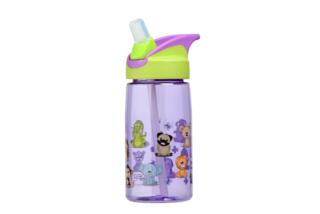 Пляшка для води дитяча Ardesto Funny Animals (500 мл) AR2201TA