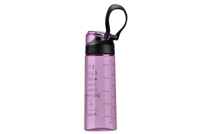 Water Bottle Ardesto Big Things (700 ml) AR2206PR