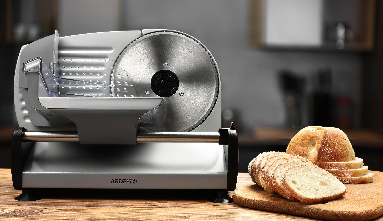 Food Slicer Ardesto SDK-200S – high accuracy and safety