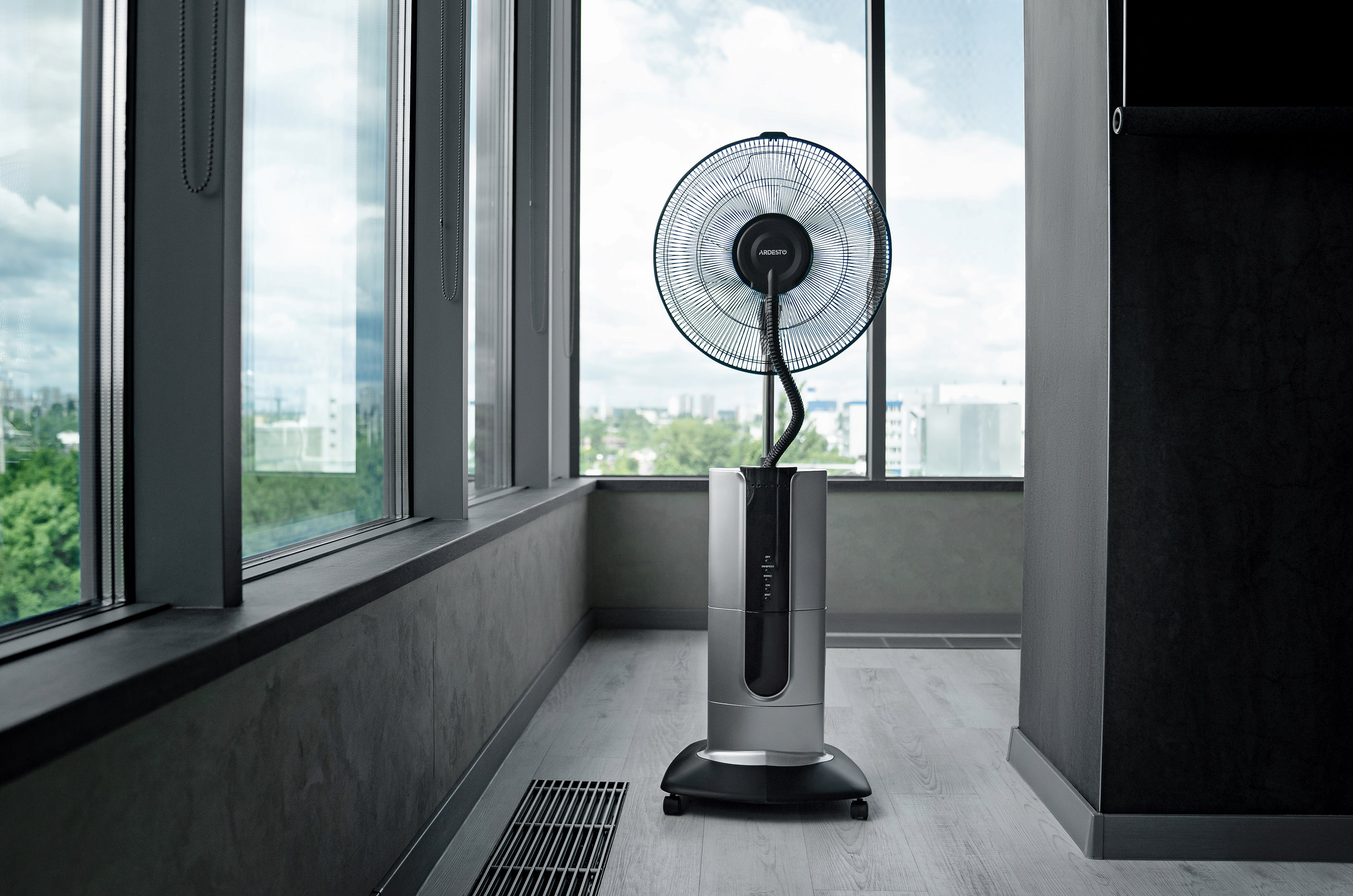 New Ardesto fans with ionization and humidification functions