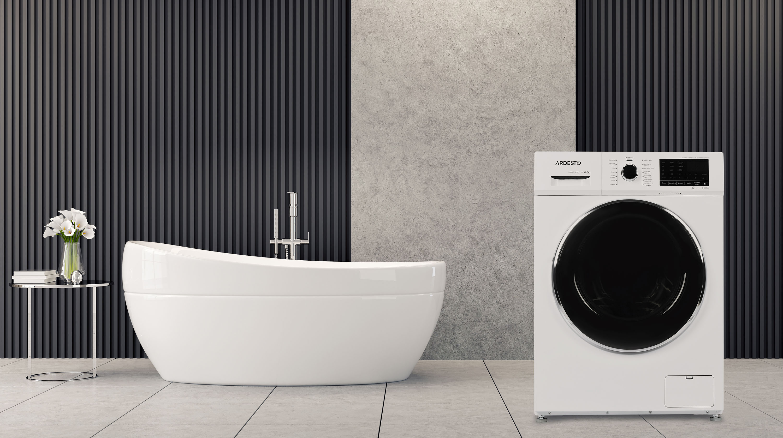 Washing Machine Ardesto WMS-DD6211W – Direct Drive technology