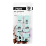 Набор форм для выпечки печенья Ardesto Tasty baking AR2309TP