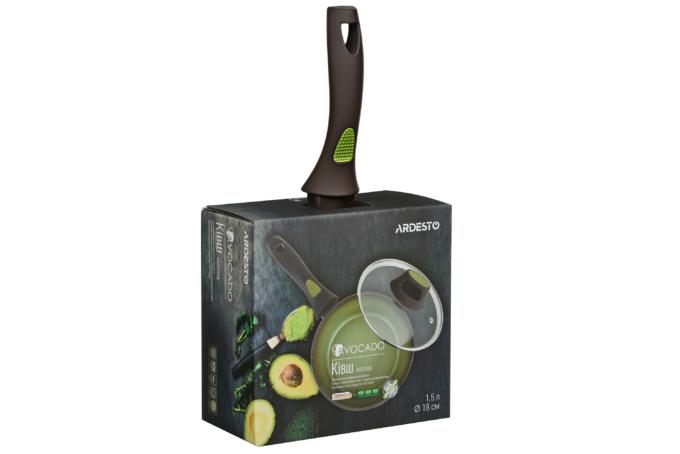 Ківш Ardesto Avocado AR2515SA (18 см)