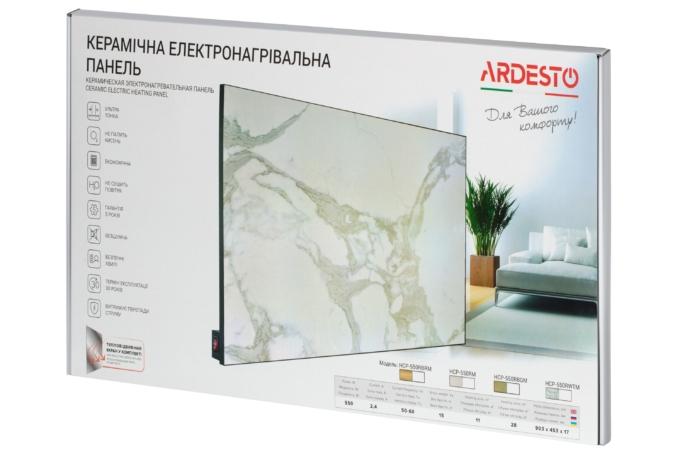 Керамический обогреватель Ardesto HCP-550RM