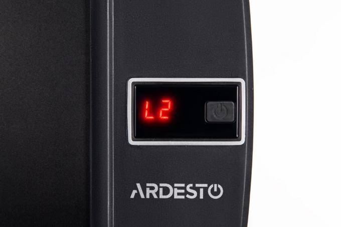 Инфракрасный обогреватель Ardesto IH-2500-CBN1B