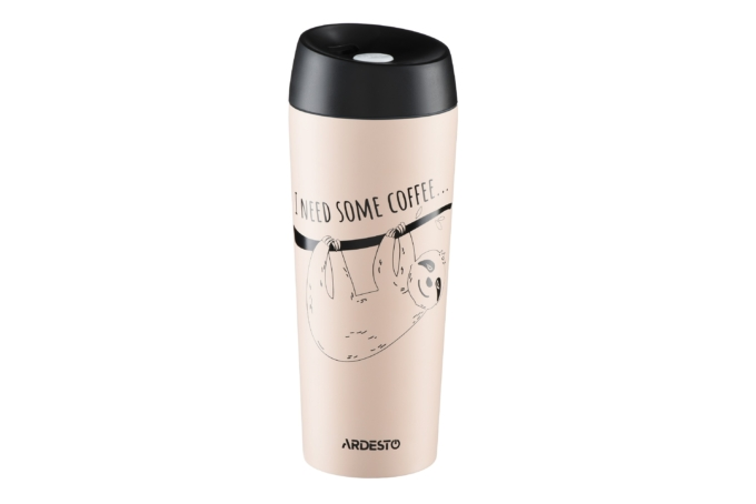Термочашка Ardesto Coffee Time 450 мл AR2645DBE