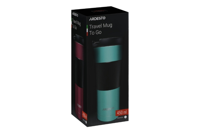 Thermal Mug Ardesto To Go 450 ml AR2645SMB