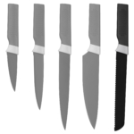 Кухонний ніж для хліба Ardesto Black Mars AR2015SK