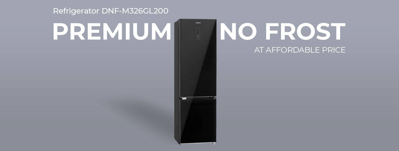 Refrigerator Ardesto DNF-M326GL200