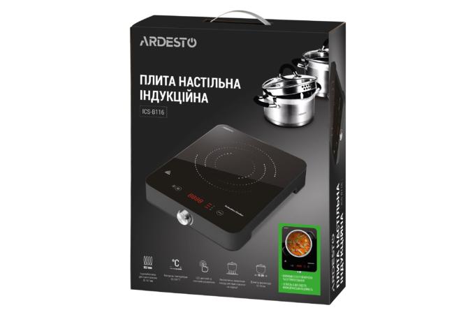 Cooktop Ardesto ICS-B116