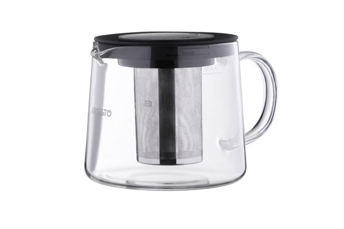 Teapot Ardesto Black Mars AR0710FP