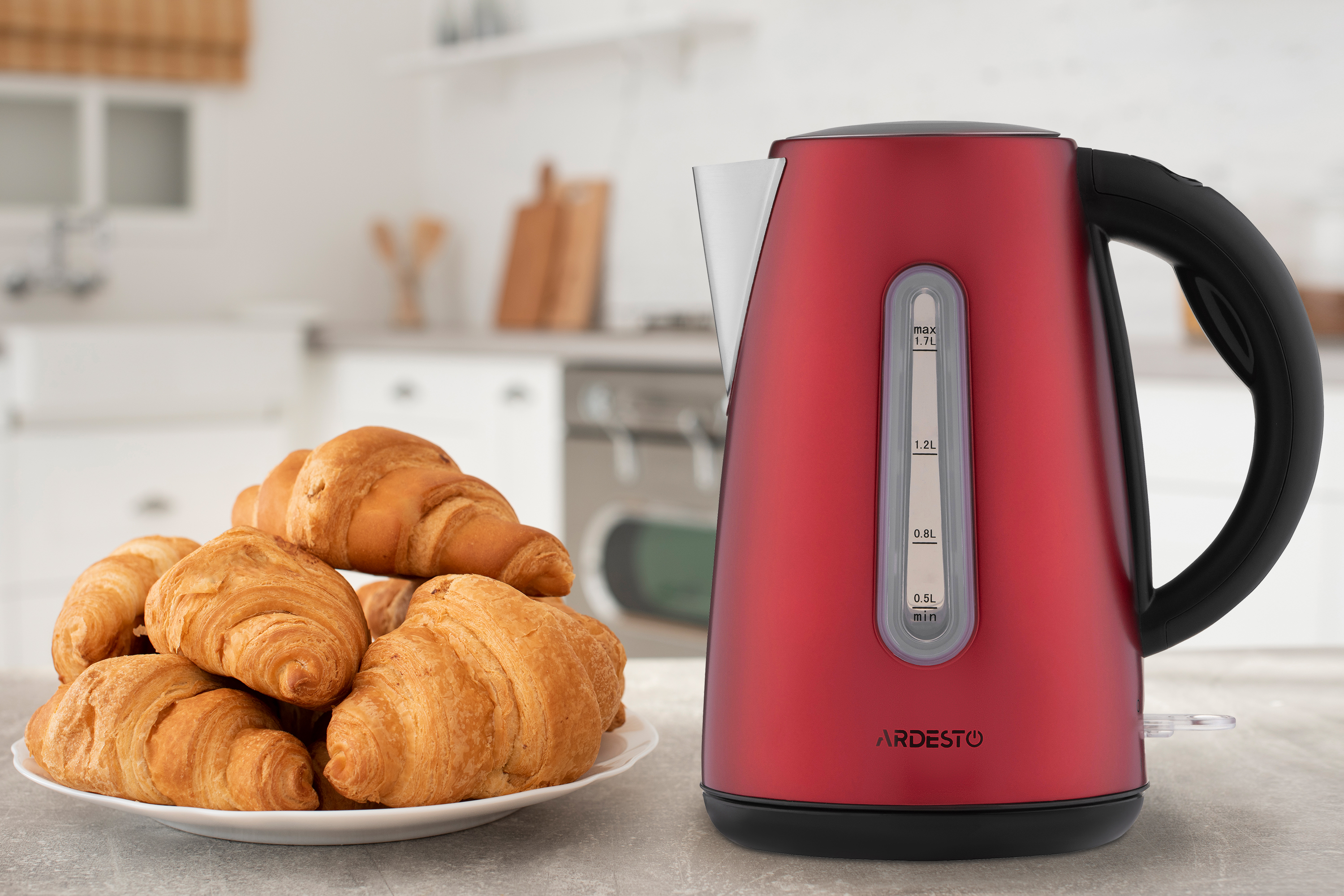 Ardesto presents New EKL-F300 Series Electric Kettles