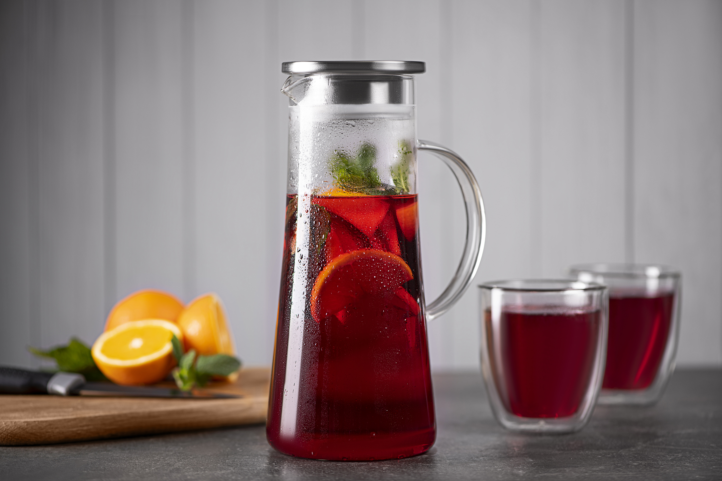 Ardesto glass jugs for your favorite drinks