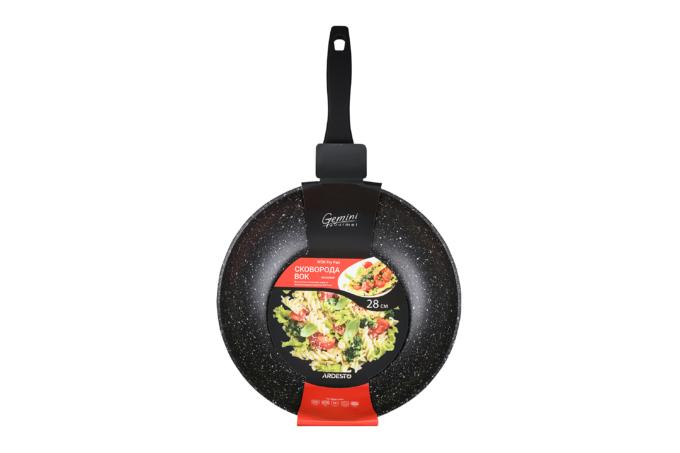 Сковорода WOK Ardesto Gemini Gourmet Anzio AR1928WF (28 см)