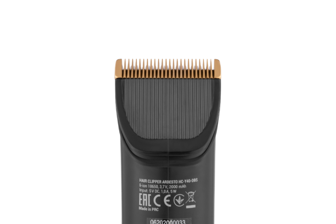 Hair clipper Ardesto HC-Y40-DBS