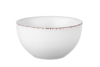Salad Bowl Ardesto Lucca, 14 cm, Winter white