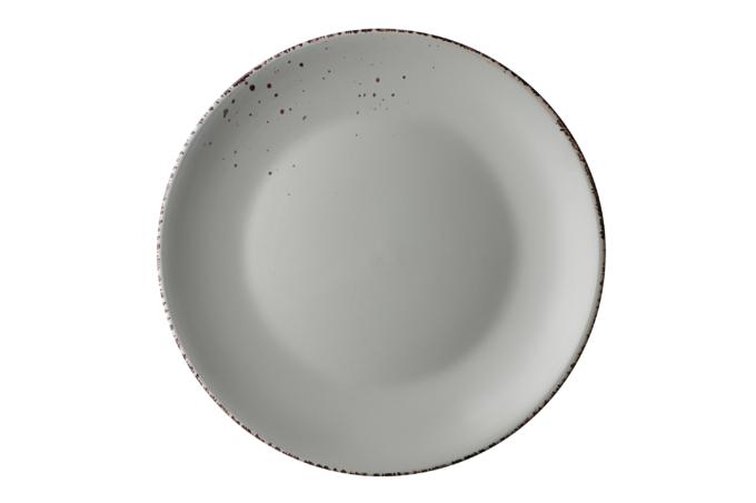 Dessert plate Ardesto Lucca, 19 cm, Illusion blue
