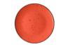 Тарілка десертна Ardesto Bagheria, 19 см, Warm apricot