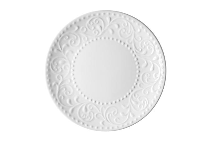 Тарелка десертная Ardesto Olbia, 19 см, White