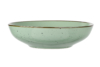 Soup plate Ardesto Bagheria, 20 cm, Pastel green