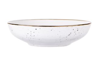 Тарілка супова Ardesto Bagheria, 20 см, Bright white
