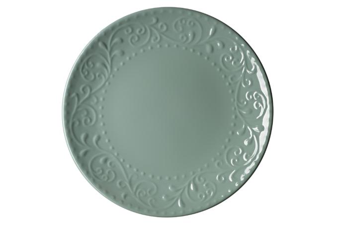 Тарілка обідня Ardesto Olbia, 26 см, Green Bay