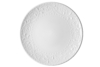 Тарілка обідня Ardesto Olbia, 26 см, White