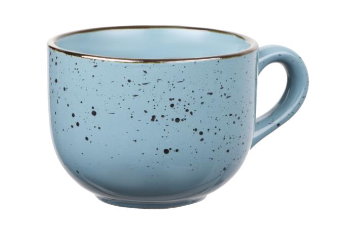 Чашка Ardesto Bagheria, 480 мл, Misty blue AR2948BGC
