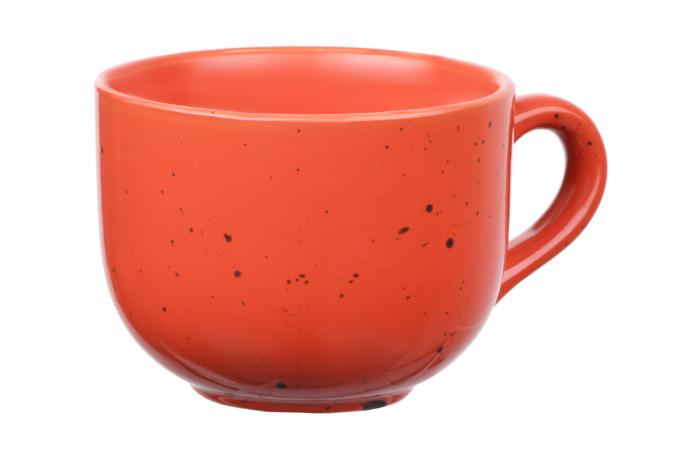 Чашка Ardesto Bagheria, 480 мл, Warm apricot AR2948CGC