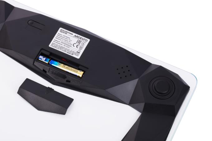Весы напольные Ardesto SCB-965DOG