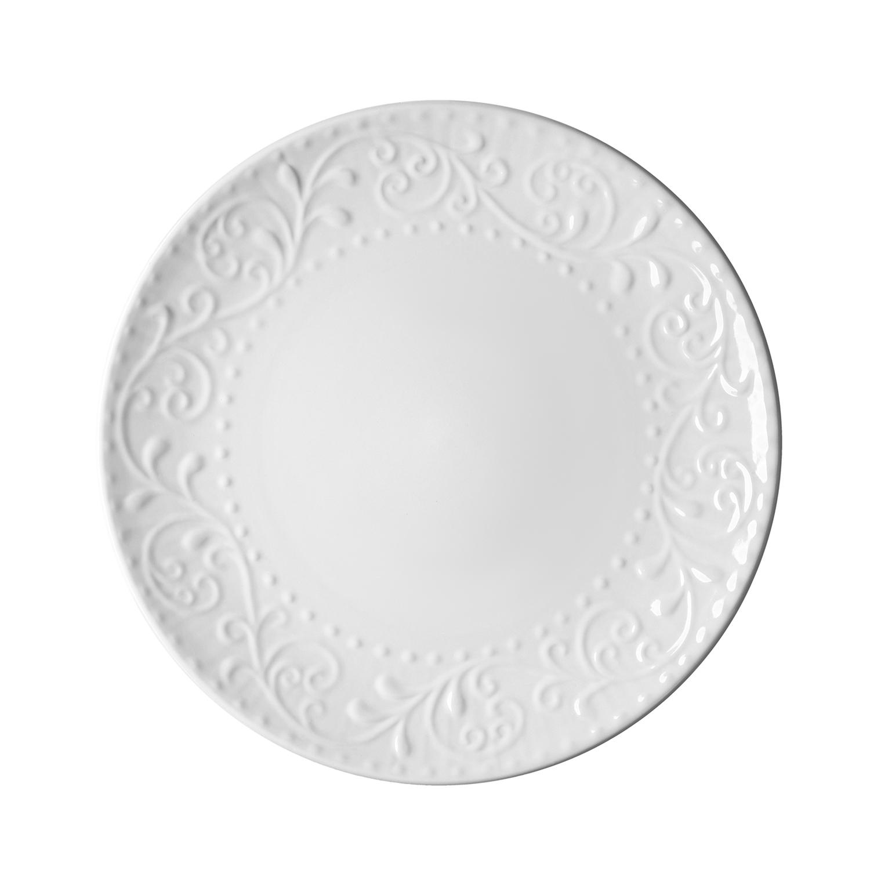 Plates and salad bowls