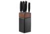 Knife set Ardesto Black Mars AR2020SW