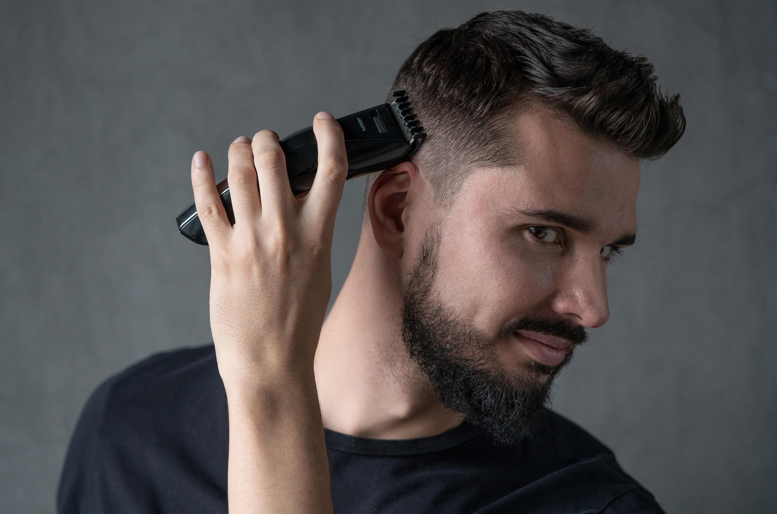 Идеальная прическа с беспроводными машинками для стрижки волос Ardesto