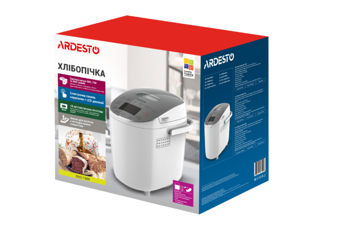 Bread Maker Ardesto BMG-1000