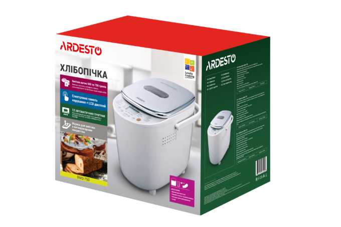 Хлебопечь Ardesto BMG-750