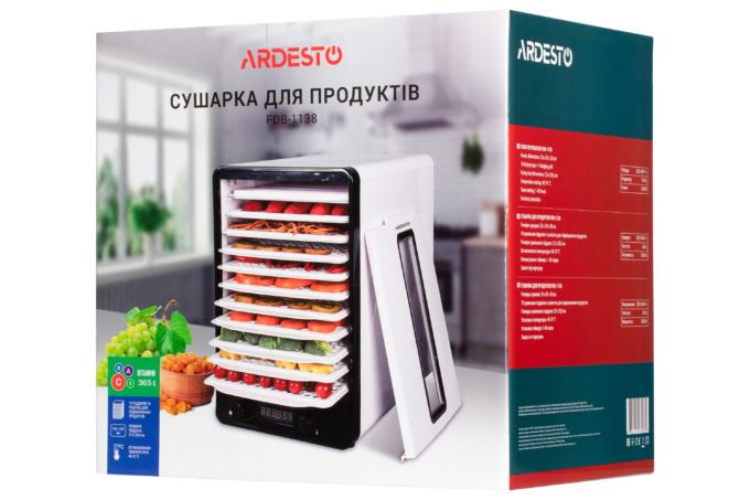Food Dehydrator Ardesto FDB-1138