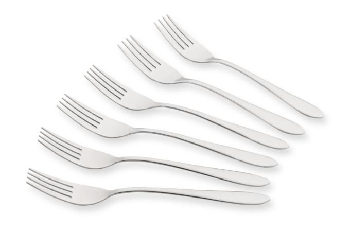 Cutlery fork set Gemini Kensington AR1906KF