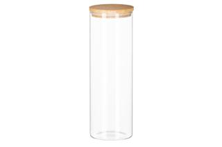 Ardesto Fresh series storage jar, round, 1300 ml